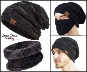 $10.49 – $16.79 (REG $14.99 – $23.99) Men's Winter Beanie Hat