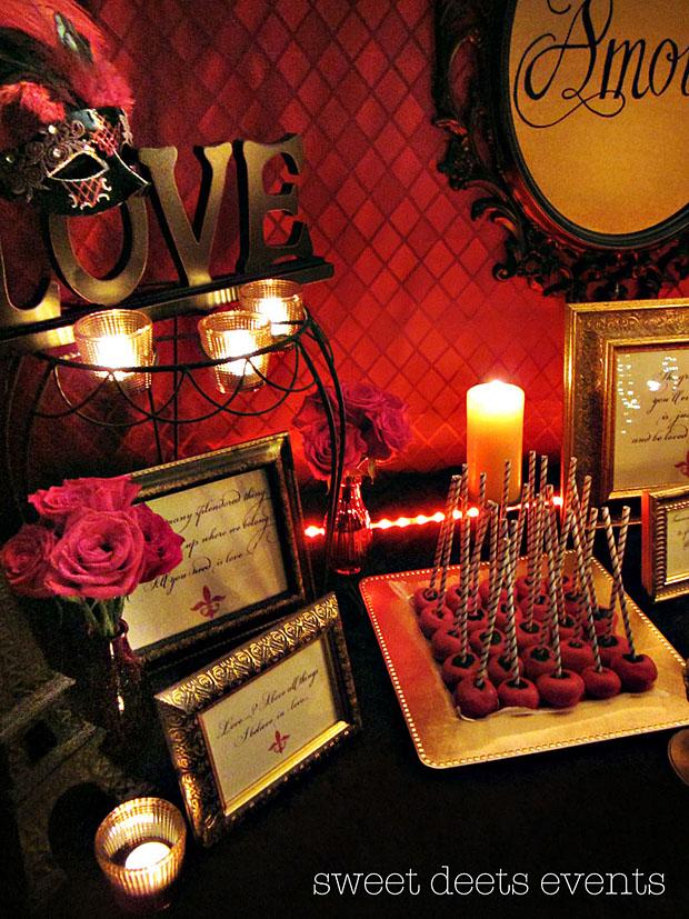 Moulin Rouge Bridal Shower  Sweet Deets Events