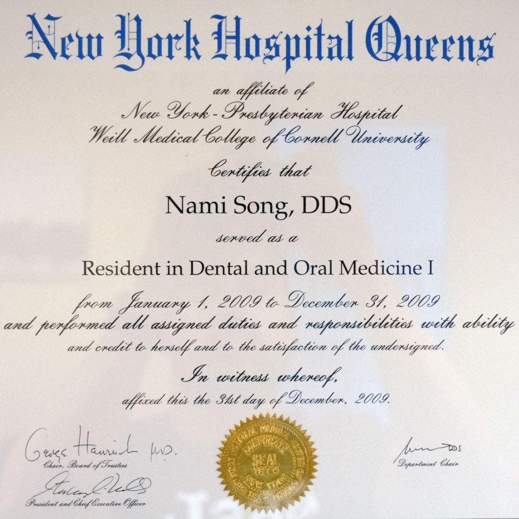 Dr. Nami Song Dentist in Danbury, CT