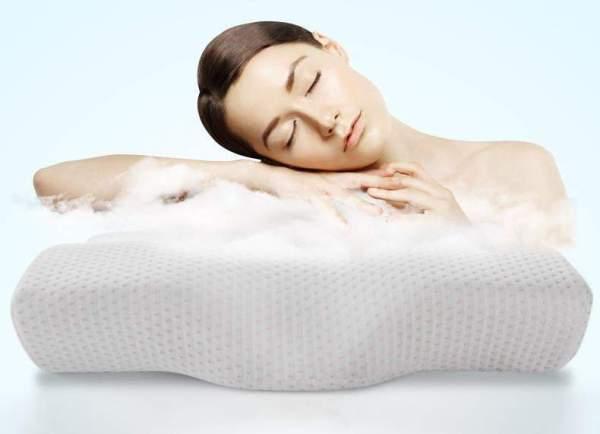 dormir y descansar SweetDream la almohada cervical que cambiara tu forma de dormir