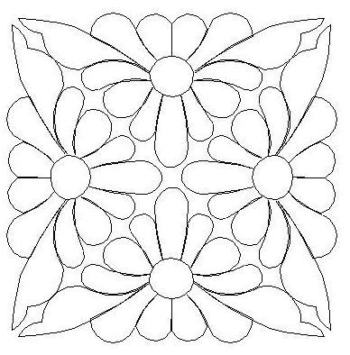 Sweet Daisy Dreams Quilt Pattern