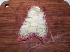 Rouladen: parmesan version