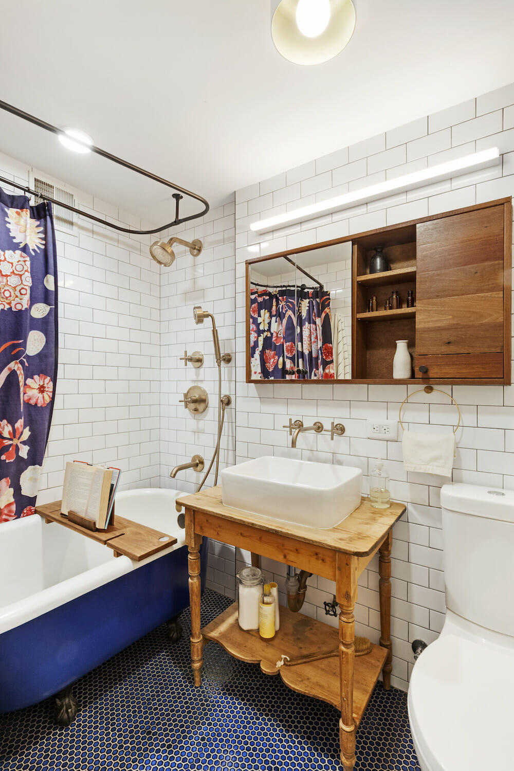 6 renovations featuring a wall mount bathroom faucet sweeten stories