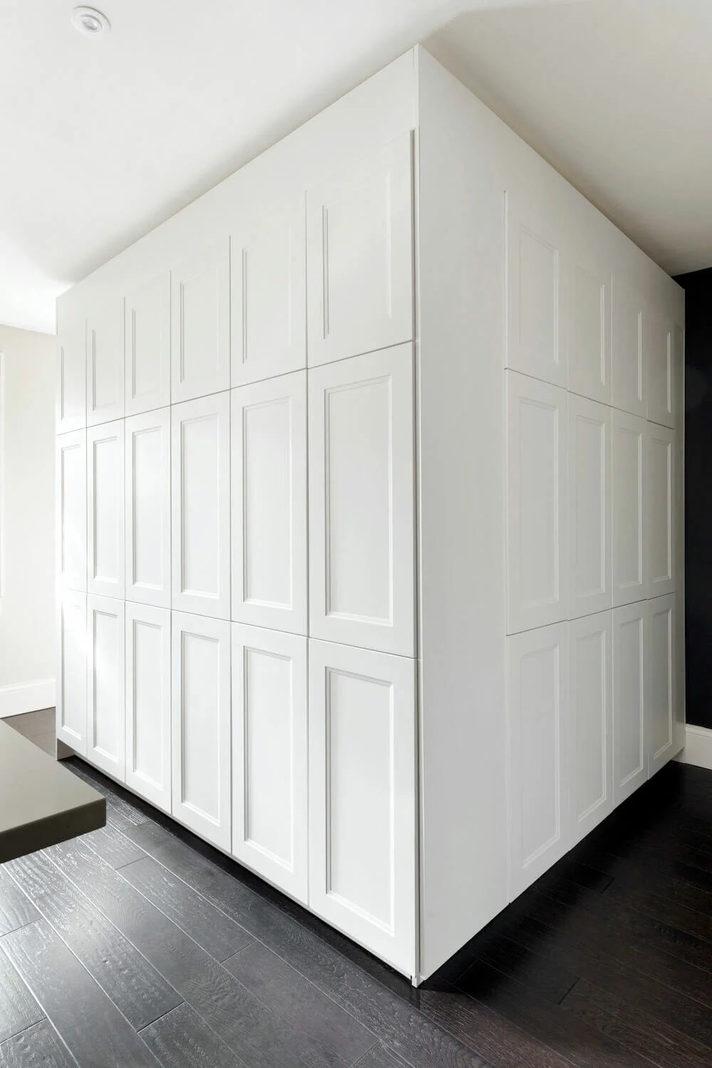 Building Wall Cabinets : building, cabinets, Kitchen, Cabinets:, Expanding, Trend, Sweeten.com