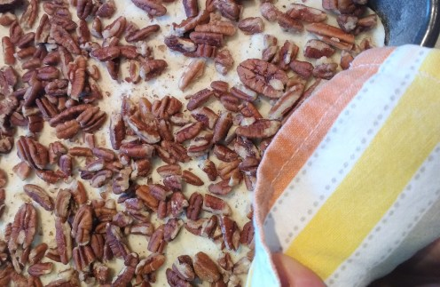 pecan-pie-bars-ready-for-topping