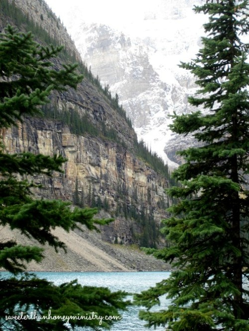banff mountains