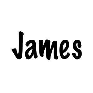 The Twelve Apostles of Jesus: James