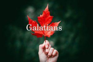 Fall Study 2019: Galatians