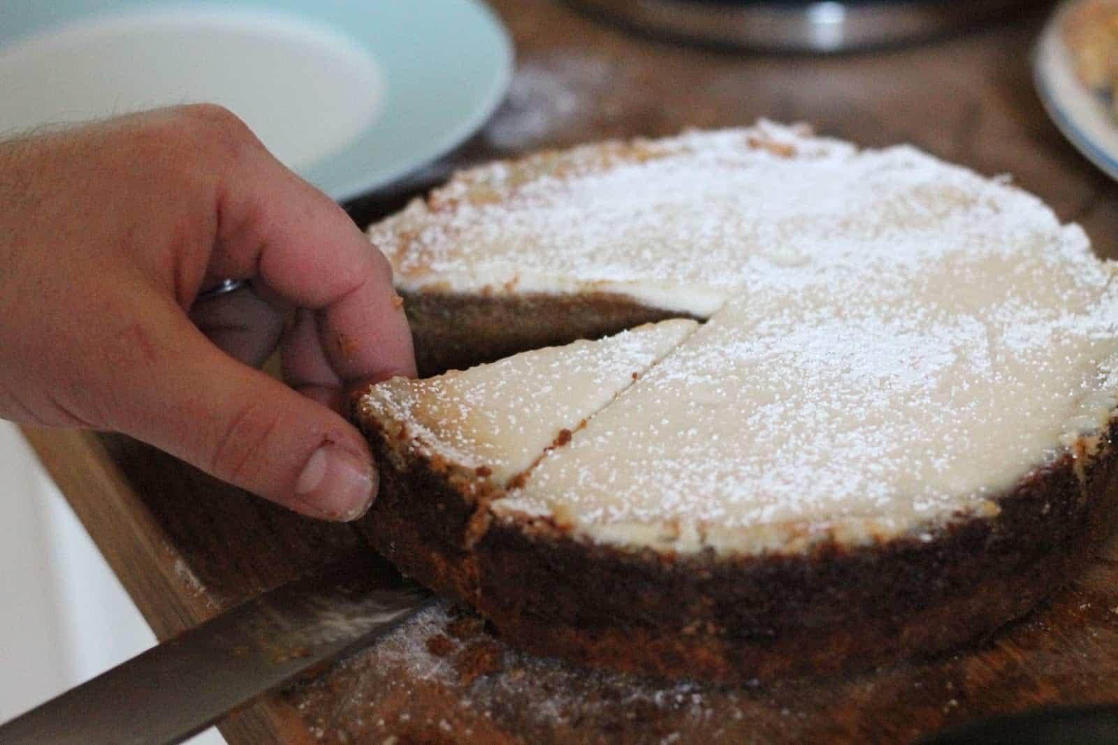 How to Make Easy Vegan Pumpkin Pie Cheesecake