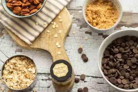 How to make Vegan Chocolate Chip Oatmeal Cookies