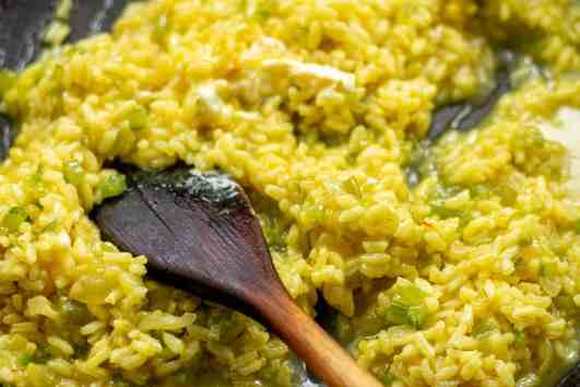 Risotto is the Ultimate Comfort Food