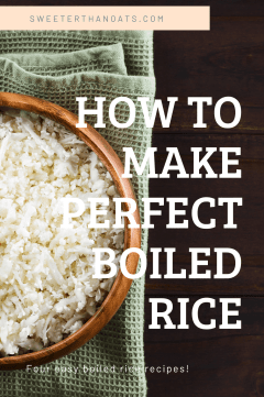 How to Cook Perfect Rice Every Time