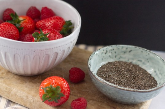 How to Make Chia Seed Jam