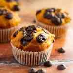 How to Make Vegan Pumpkin Chocolate Chip Muffins