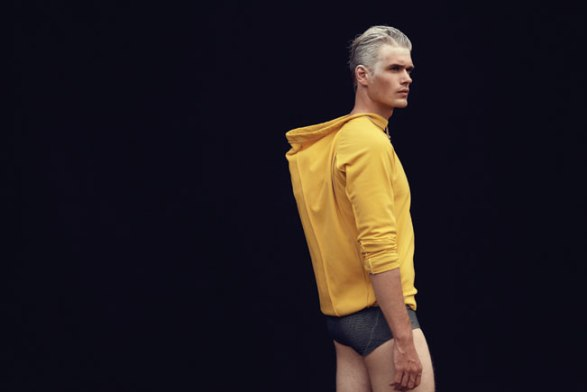 Julian Zigerli Presents Individual Fashion
