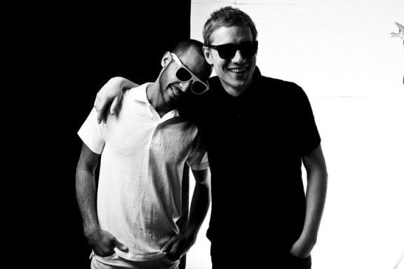 DJ Mehdi and Riton as Carte Blanche