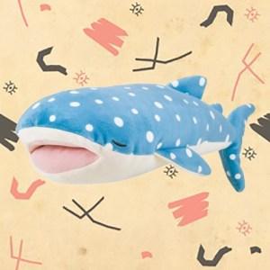 Peluche requin baleine Nemu Nemu