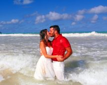 Barefoot Beach Weddings Hawaii