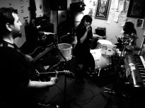 Band rehearsal -SweetHayaH2-PreProduction-April2015