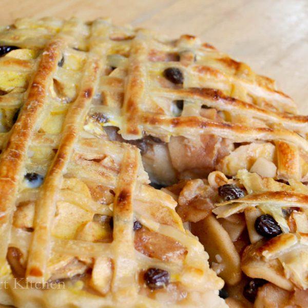 肉桂蘋果批 Cinnamon Apple Pie食譜 : 甜琛廚房