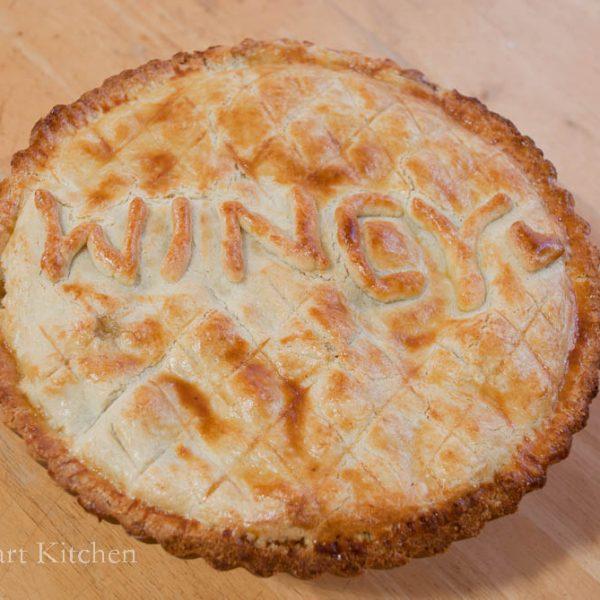 蘑菇雞批 Mushroom Chicken Pie食譜 : 甜琛廚房