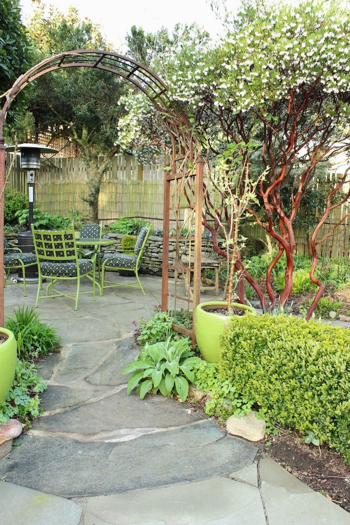 Improvements in the garden - Pili's Feature at Sweet Inspiration Link Party