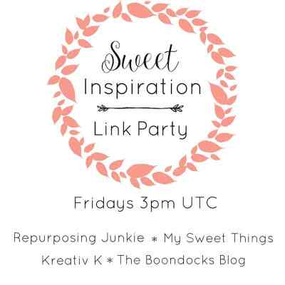 Sweet Inspiration Party 4 - Party Button