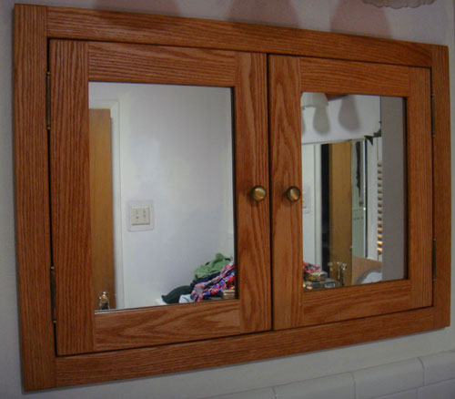 Recessed wood medicine cabinet plans aled lewis furniture