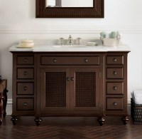 Stand alone bathroom vanity cabinets (630)