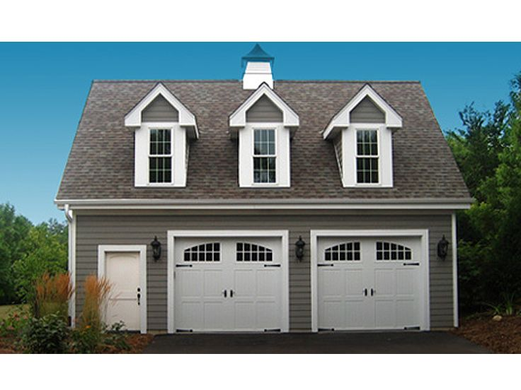 2 Car Garage with Apartment (2403)