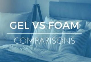Gel Memory Foam VS Memory Foam