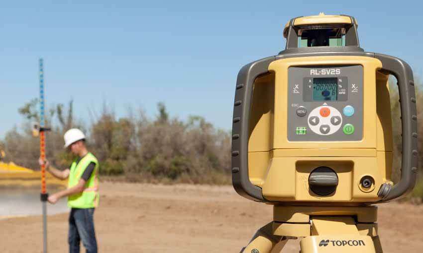 How to Use A Laser Level for Grading