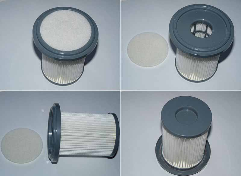 Types Vacuum Cleaner Filters