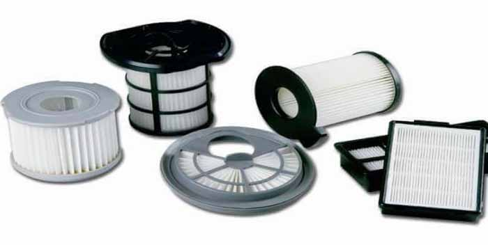 Types Vacuum Filters