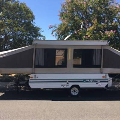 1991 Jayco pop up camper
