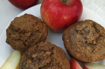 Healthy Apple Muffins – Something the whole family will love!