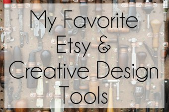 my favorite etsy tools and creative business resources