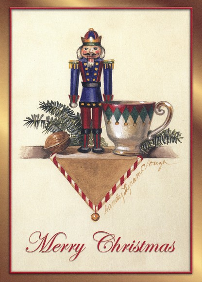 Christmas Card Guide Sweet Iced Tea