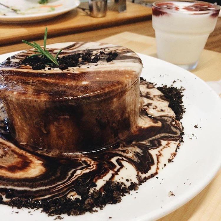 巧克力熔巖厚燒 – JUKEBOX