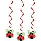 ladybug hanging decoration
