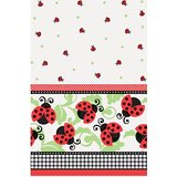 Lady bug Table Cloth at Sweetie Pie and Cupcakes