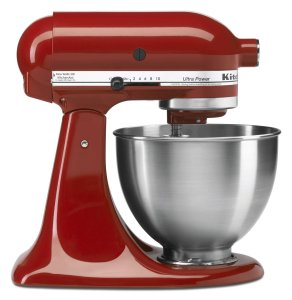 Kitchen Aid Ultra Power Mixer Review
