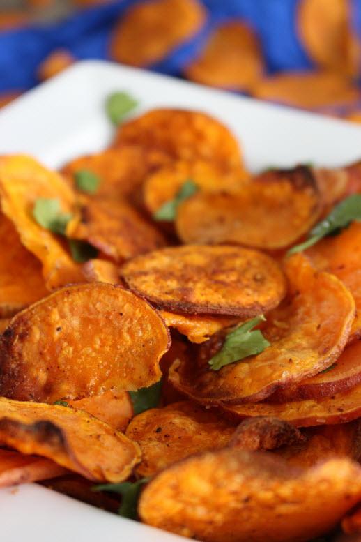 Harvest Sweet Potato Chips