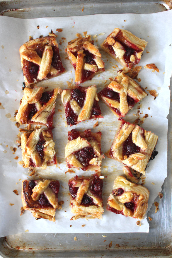 Easy Raspberry Tart Recipe