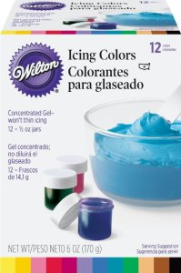 Wilton Color Dye