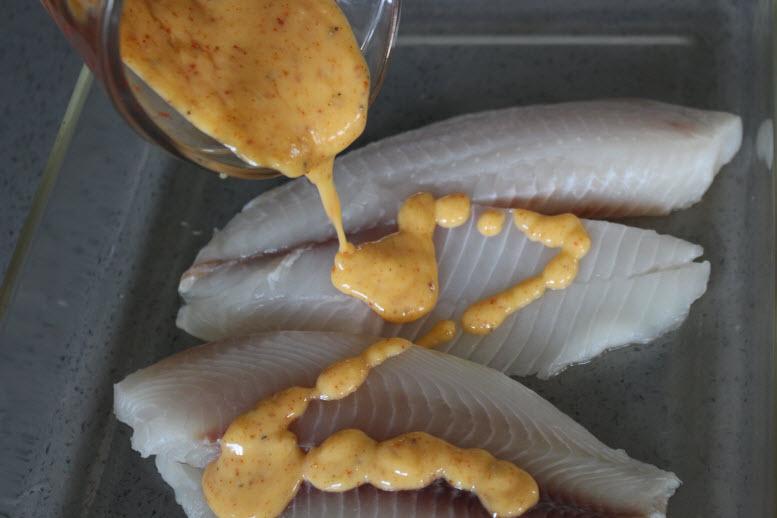 Chili Lime Fish Tacos Tilapia Fish