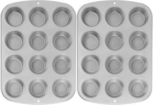 Wilton Cupcake Pans set of 2