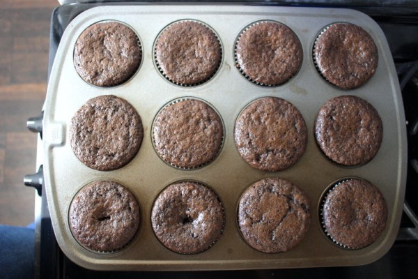 Homemade Chocolate cupcakes recipe