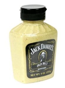 jack daniels old no. 7 Dijon mustard