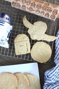 Star Wars Sugar Cookies Recipe